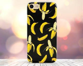 iPhone 8 Case iPhone 6s Case Phone Case Banana iPhone X Case iPhone 7 Plus Case Banana iPhone 7 Case Samsung S8 Case