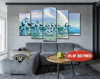 Stormtrooper canvas, Star wars canvas, Star Wars art, Stormtrooper, Star wars canvas, Stormtrooper canvas art, Star Wars,  Star wars print