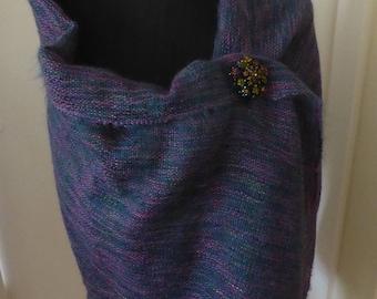 Mohair wrap/shawl
