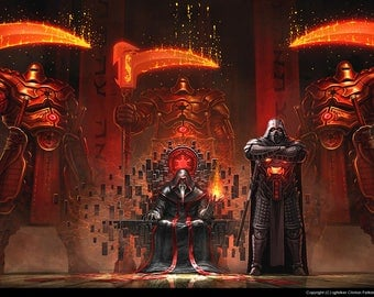 Throne Room - Star Wars