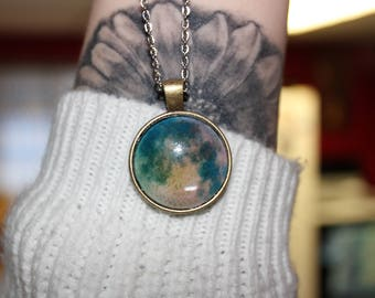 Inner Space Necklace
