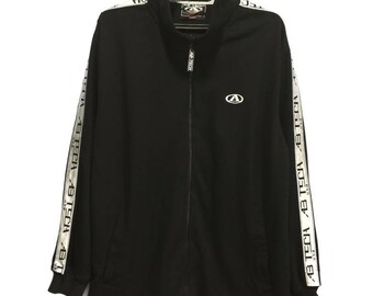 AB Tech USA sport wear AB-Tech Active wear Full Zip sweatshirt Sweater
