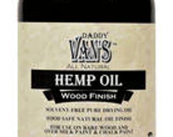 Daddy Van's Hemp Oil