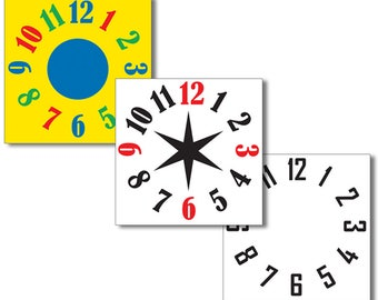 3 Clocks, Time, Clock