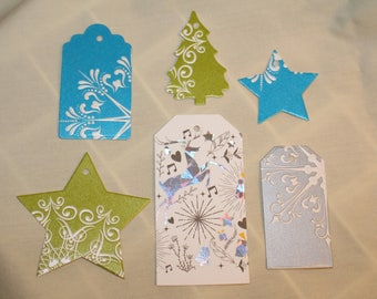 30 Holiday Gift Tags