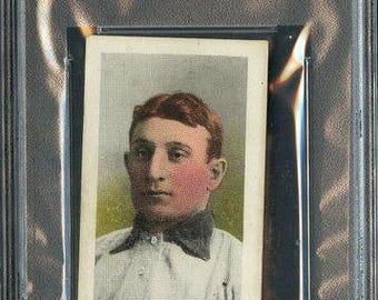 1911 M116 Sporting Life Honus Wagner- PSA 4 - Centered