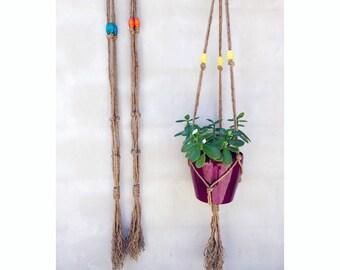 Just Jute Me Macramé Plant Hanger
