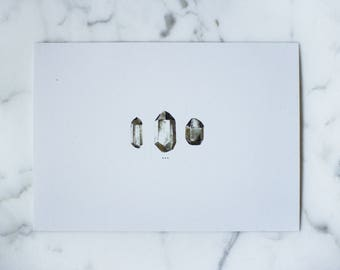 "Postcard ""Luna"""