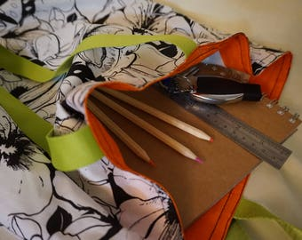 Tote Bag / Carry Bag / Study Bag / Homemade