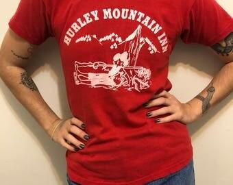 Vintage Tshirt / Hurley Mountain Inn