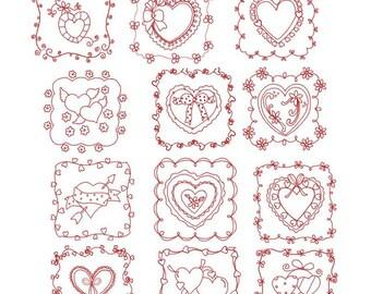 Valentine Blocks RW BD 469