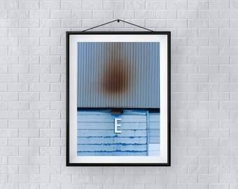 Print, Urban Style - E