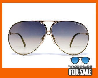Vintage sunglasses Porsche 5623 Mirror original made in Austria 1986