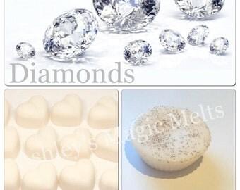 3 armani diamonds perfume designer soy wax melts, strong wax melts, cheap wax, best wax melts