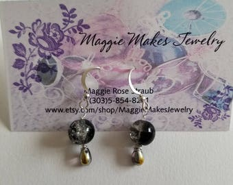 Dark matter earings