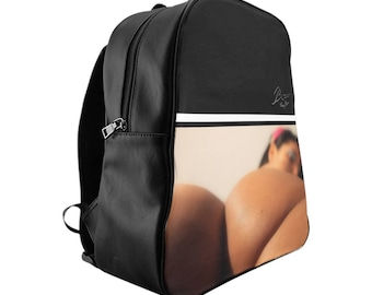 Erotic Sweet Cheeks School Backpack