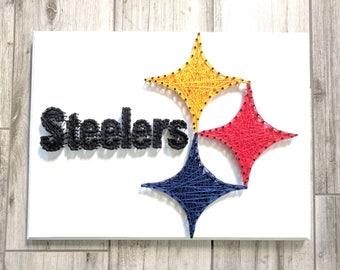 Pittsburgh Steelers String Board
