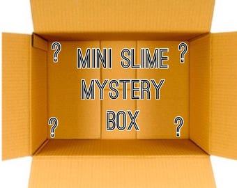 Mini Slime Mystery Box!
