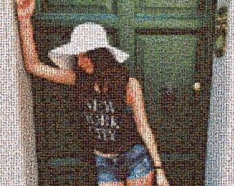 Awesome Photo Mosaic