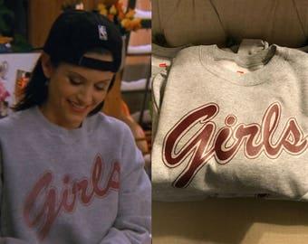 Girls Crewneck Sweatshirt from Friends TV Show