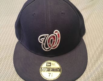 Washington Nationals hat