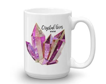 Crystal Lover Mug