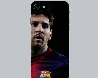 Lionel Messi Cases for  IPhone X, 8/8 Plus, 7/7 Plus, SE, 6s/6, 5/5S/5C, 4/4S Football Valentine's gifts