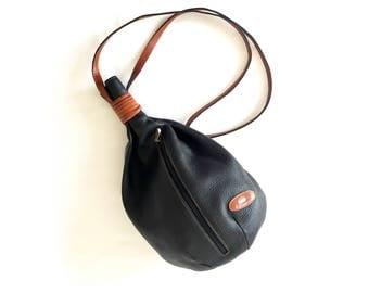 Vintage Bally Speedball bag