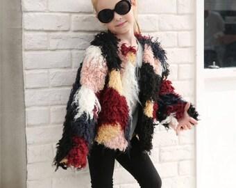 Shaggy Fur Jacket