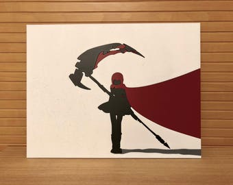 Ruby Rose - Laser Cut