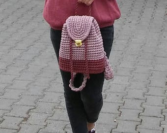 knitbag knit handbag