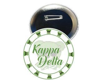 Kappa Delta Button - Sorority