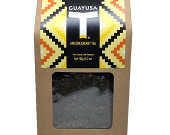Guayusa Tea - Loose Leaf - 150g