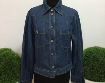 Moschino shirt woman Shirt chemise hemd Camisera TG. 44