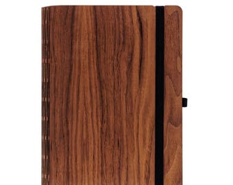 Beech Walnut A5 Customizable
