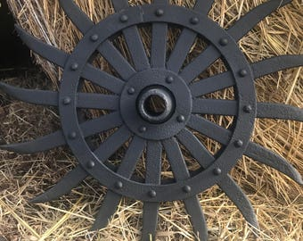 Primed wheel