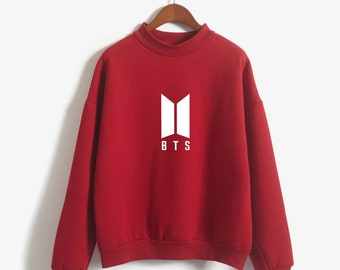 BTS Unisex Hoodies, BTS  Sweatshirt, Bangtan Boys, Bulletproof Boy Scouts, BTS Blood Sweat And Tears, Korean Kpop, Fan Hoodies