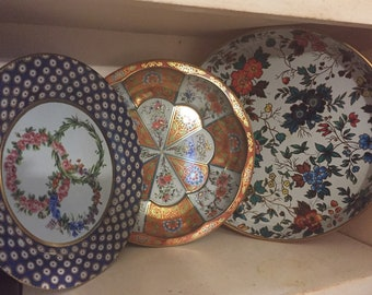 DAHER and Wallace Collection TIN WARE