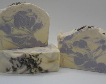 Lavender & Shea Butter/Goat Milk