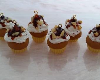 Accessoires poupées Cupcake Caramel