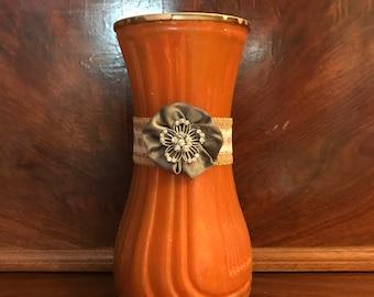 Shabby Chic Vase