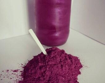 Purple passion 5g cosmetic grade Mica.
