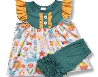 Easter Outfit Set