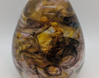 Small Cosmic Egg Paperweight
