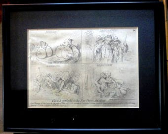 H. Humphrey Etching Vices Overlooked in the New Proclamation EC c 1792