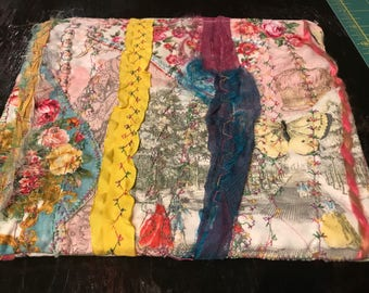 One of a kind Cosmetic bag