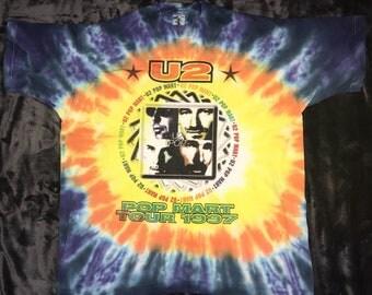 Vintage 1997 U2 Tour T Shirt
