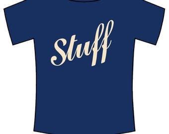 Stuff T-Shirt - Music is Love