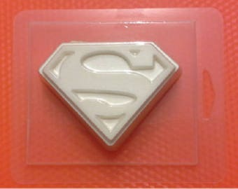 Soap mold, Icetray, Form for chocolate, Soap, Clean, the Creative, the Super person, Comics, Marvel