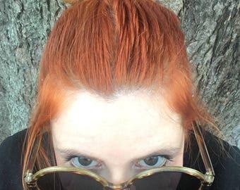 Loving those Shades Oversized Glasses 1970s